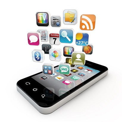 Mobile Apps Help manage money