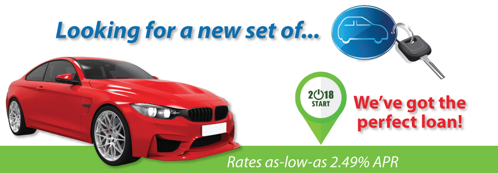 Get your auto loan here!