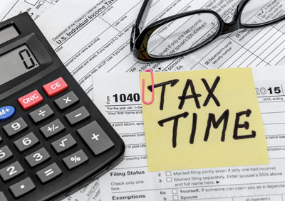 Filing Taxes, Prevent Tax ID Theft