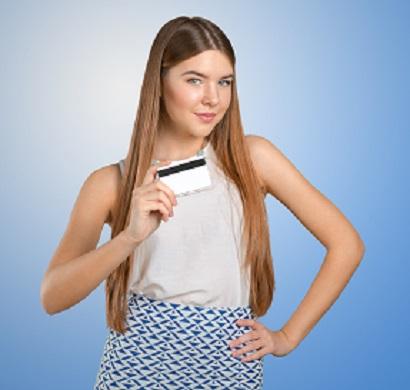 Help you teen establish credit