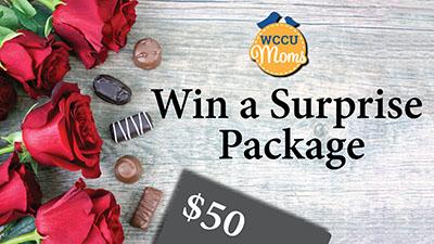 Facebook Valentines Contest WCCU