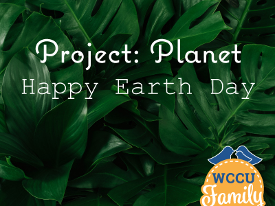 Project Planet Happy Earth Day