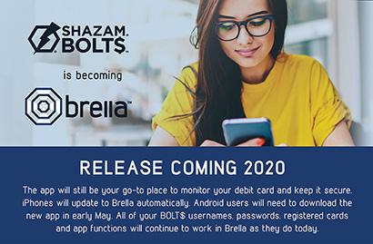 New Brella App